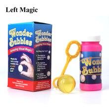 Чудо пузыри-Волшебные трюки сценический трюк крупным планом реквизит аксессуары комедия смешные
