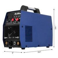 200AMP HF Start TIG/MMA 2 in 1 DC Inverter Welder