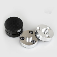 New HIFI Audio Speakers Amplifier Chassis Ceramic beads Anti shock Shock Absorber Feet Pads Foot Pad Vibration Absorption Stands