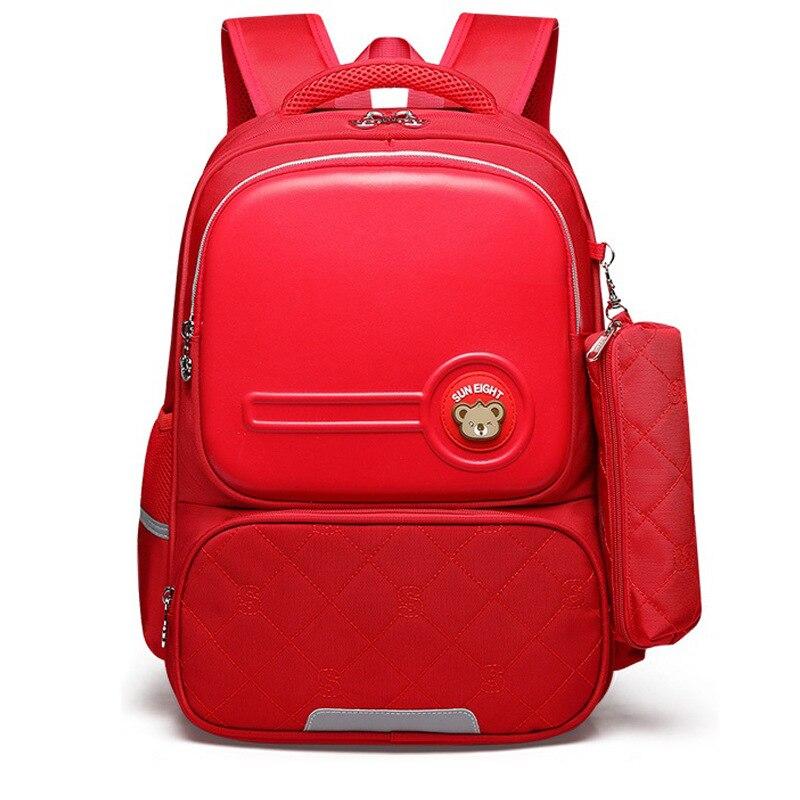 Sacs d'école pour enfants pour garçons filles sac à dos étanche pour enfants sacs à dos d'école primaire cartable cartable Mochila Infantil Zip