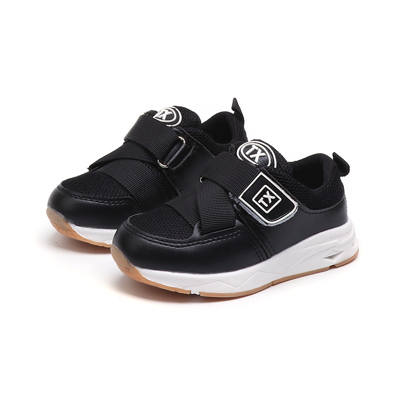 2018 Spring Children Mesh Casual Shoes Boys Girls Breathable Anti-Slippery Sport Shoes Kids Student School Skate Shoes#14