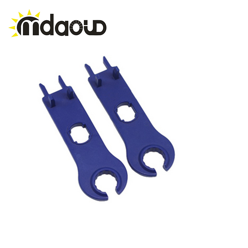 5 Pairs Mc4 Spanner Blue Color Wrench For Mc4 Solar Pv