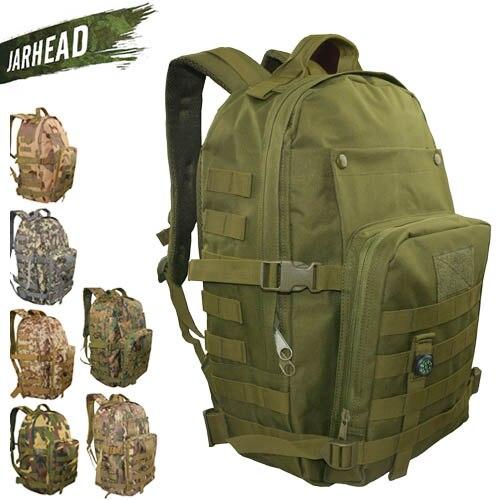 Outdoor Camo Tactical Backpack Men Rucksack Waterproof knapsack Travel Weekend Hiking Camping Backpacks Large Capacity Bag tactical outdoor one shoulder knapsack bag coyote tan 28l