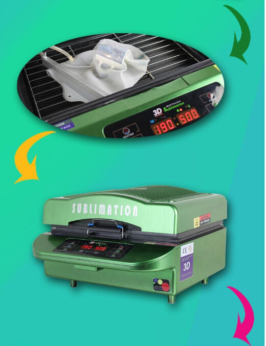 Transferdrucktasche Universelles Gummisilikon für 3D-Vakuummaschine - Handy-Zubehör und Ersatzteile - Foto 3