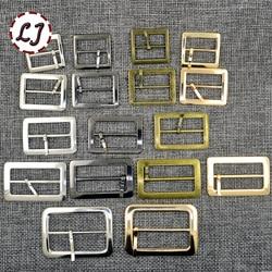 New 10pcs lot 20mm 25mm 30mm 35mm 40mm silver bronze gold square metal shoes bag belt.jpg 250x250