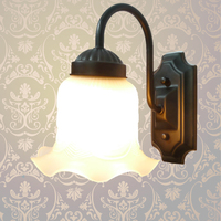 A1 Special offer European style wall lamp mirror lamp bedside lamp TV wall Home Furnishing Mediterranean GardenB1-007