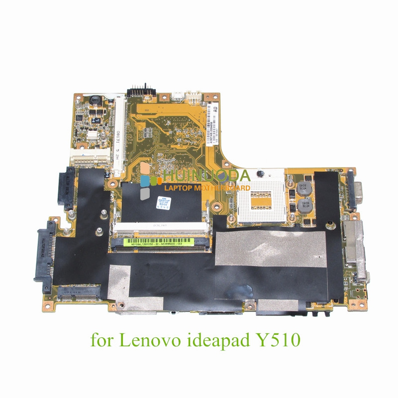 NOKOTION 60-NE3MB5000-C04 for Lenovo ideapad Y510 motherboard yellow color 965PM DDR2 With graphics slotNOKOTION 60-NE3MB5000-C04 for Lenovo ideapad Y510 motherboard yellow color 965PM DDR2 With graphics slot