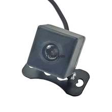 rear view camera ccd/SONY CCD Night color car reversing video system for universal camera front /rear carmera Angle adjustable