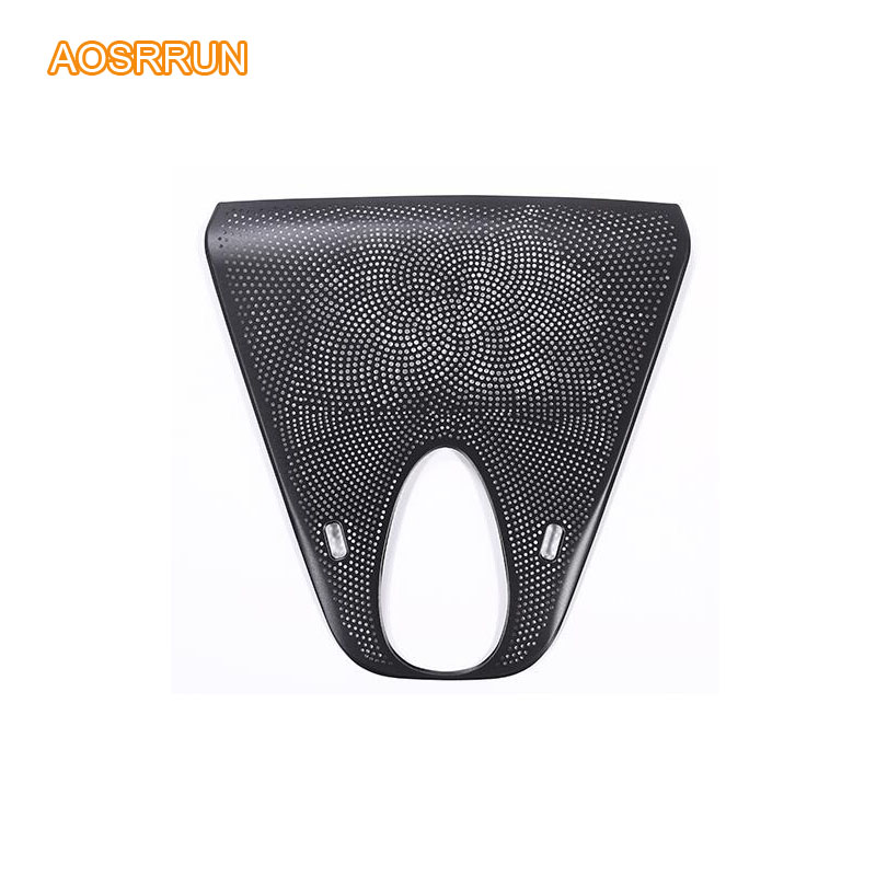 Car dashboard horns cover the dashboard impact panel Car accessories covers FOR Maserati Levante