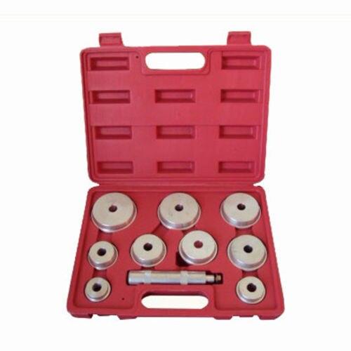 Profesional 10 Unidades Universal De Aluminio Pista de Cojinete Y Sello Driver Set