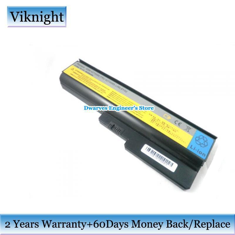 11.1 V 5200Ah L06L6Y02 Batterie Pour Lenovo IdeaPad G430 G450 Z360 V460 3000 G450 L06L6Y02 L08L6C02 L08L6CO2 51J0226 57Y6266 11.1 V