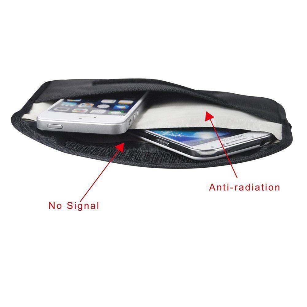GSM 3G 4G LTE GPS RF RFID τσάντα αποκλεισμού - Ανταλλακτικά και αξεσουάρ κινητών τηλεφώνων - Φωτογραφία 2