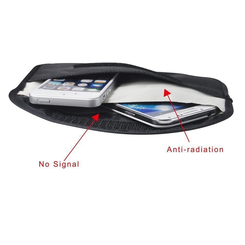 GSM 3G 4G LTE GPS RF Sinyal RFID Memblokir Tas Anti-radiasi Sinyal - Aksesori dan suku cadang ponsel - Foto 2