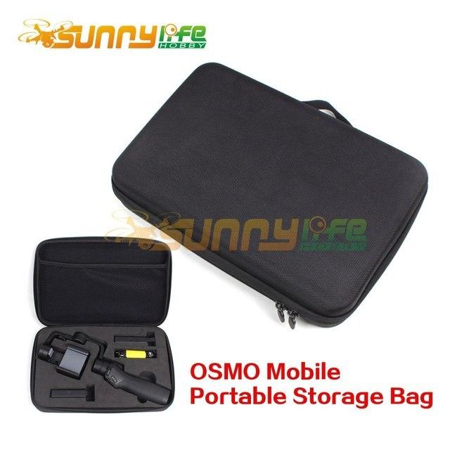 OSMO Mobile Handheld Gimbal Storage Bag Waterproof Shockproof Portable Package for DJI OSMO Mobile