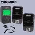 Yongnuo TTL YN622C-TX 2 unids YN-622C HSS 1/8000 disparador de flash para Canon