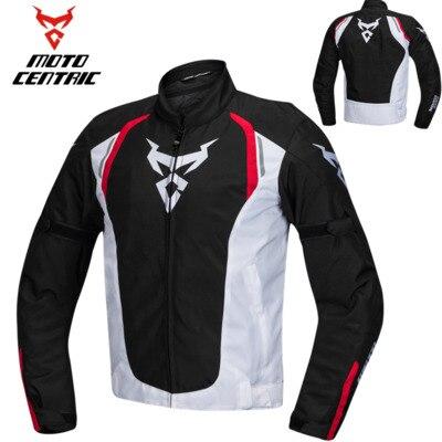 Men's Motorcycle Jacket Moto Windproof Racing Jacket Clothing Blouson Moto With Five Protector Guards Motorbike Jacket1