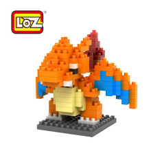 loz Charizard blocks ego nero legoe star wars duplo lepin brick minifigures ninjago guns duplo farm castle super heroes