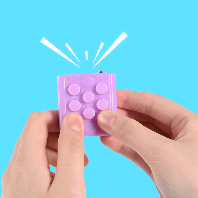 Fidget Toy Keychain