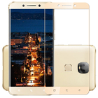 Full Cover Tempered Glass Screen Protector For Letv LeEco Le Pro 3 Dual AI Edition X650 X651 X658 full Coverage glass case Film