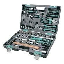 Набор инструментов STELS 14116 (76 предметов из высококачественной стали, кейс в комплекте)