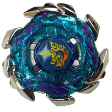 LeadingStar 1Pcs Beyblade Blitz Unicorno Striker 4D Metal High Performance Battling Spinning BB-117 Novelty Toys for Children