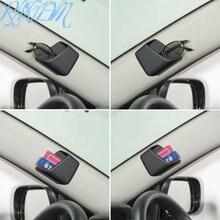 2 Stuks Auto Auto Accessoires Bril Organisator Opbergdoos Voor Chery Fulwin Qq Tiggo 3 5 T11 A1 A3 A5 amulet M11 Eastar Elara