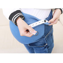 Denim Maternity Jeans For Pregnant Women Stretch Clothes Nursing Elastic Waist Pregnancy Pants Trousers Autumn Clothing