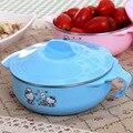 контейнеры для еды  Дети посуда детское обучение детей посуда стали контейнеры для bebes детское питание детское питание посуда термос миски с крышкой контейнеры для еды детское питание посуда детская ложка детская