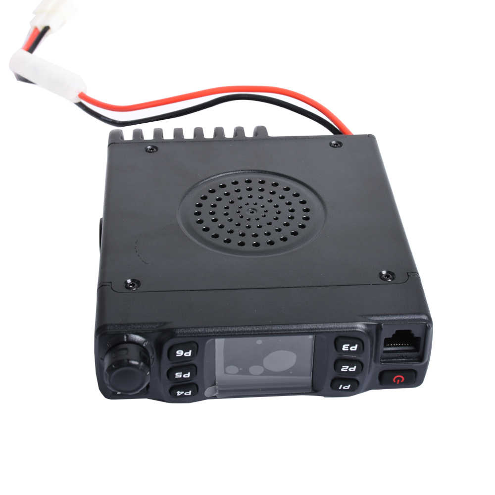 AnyTone AT-778UV Dual Band Transceiver Mobile Radio VHF/UHF Two Way and  Amateur Radio Walkie talkie per camionisti Ham Radio
