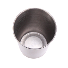300ML Stainless Steel Camping Cup Anti-wrestling Water Beer Coffee Tea Cups Portable Outdoor Climbing Travel Drinkware Mug