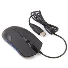 YOC USB mouse mouse wired 1800dpi adjustment gaming gamer mouse 6 button