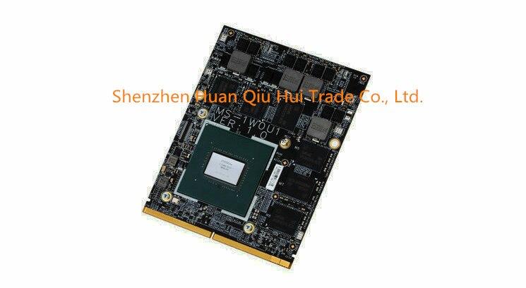 Livraison DHL N17E-G1-A1 Vidéo Carte Pour MSI NVIDIA Geforce MS-16F4 16F3 GT60 GT70 GT72 GT72S 1763 1762 - 4