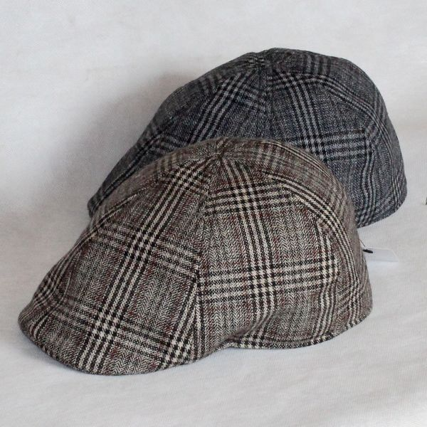 Free shipping Fashion beret cap summer outdoor vintage hat fashion male womens gossip