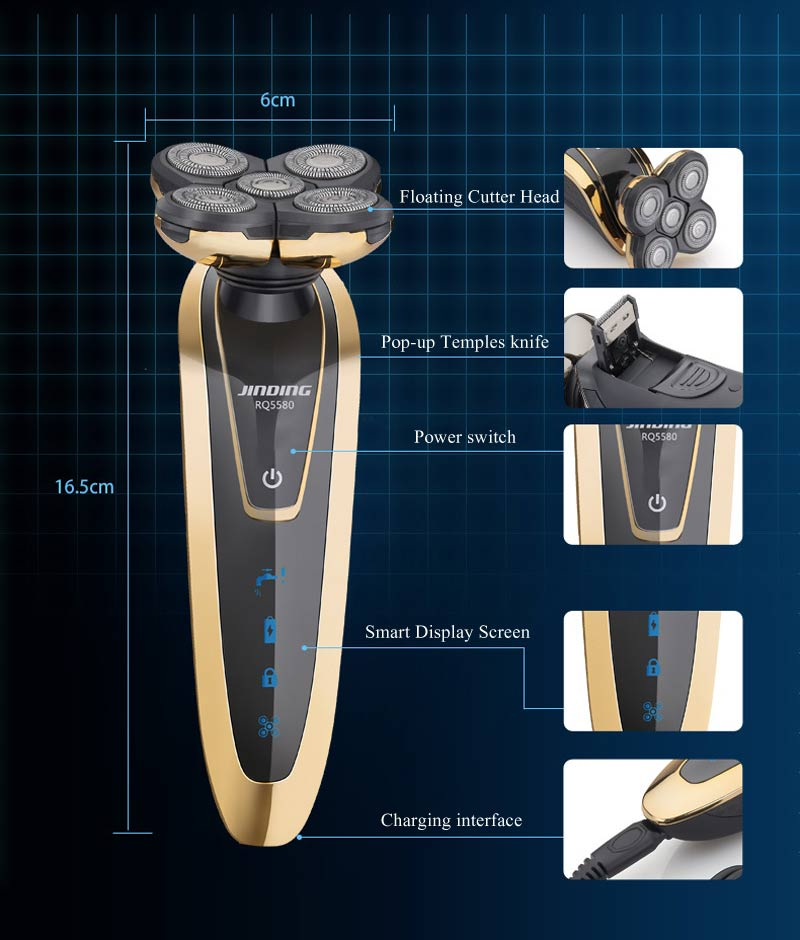 High Quality beard shaver
