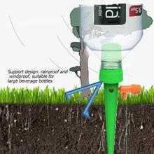 Автоматическая система капельного орошения, полива, автоматический полив, Спайк для растений в горшке, цветок, Энергосберегающие Экологические садовые инструменты