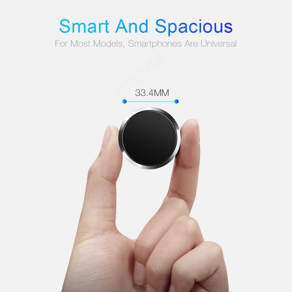 Từ tính Giá Đỡ Điện Thoại Trên Xe Ô Tô Đa Năng Treo Tường Bàn Kim Loại Nam Châm Dán Di Động Giá Đỡ Điện Thoại Gắn Trên Xe Hơi Hỗ Trợ cho Iphone X XS