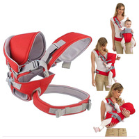 Free Shipping Multi Function Single Shoulder Baby Backpack Carrier Harness Kangaroo Baby Wrap Sling Front Facing Ergo Toddler