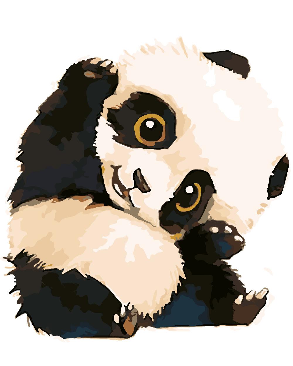 Popular Cute Panda Drawings Buy Cheap Cute Panda Drawings