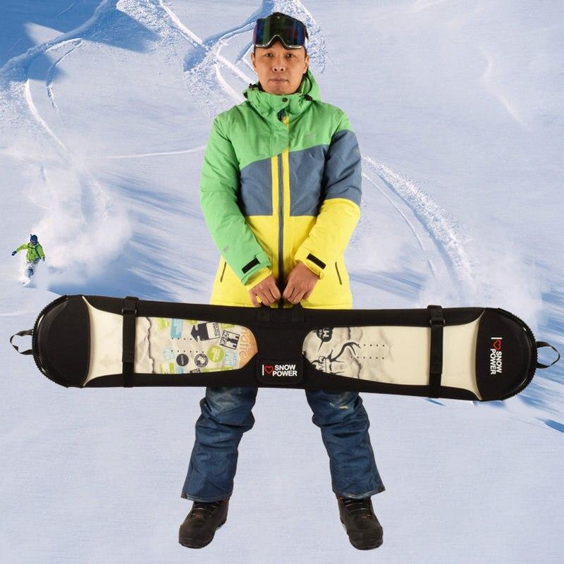 2019 nouveaux sacs de Ski 120 cm 135 cm 145 cm 155 cm sac de Snowboard adultes sac à dos de Ski sac à bandoulière unique - 5