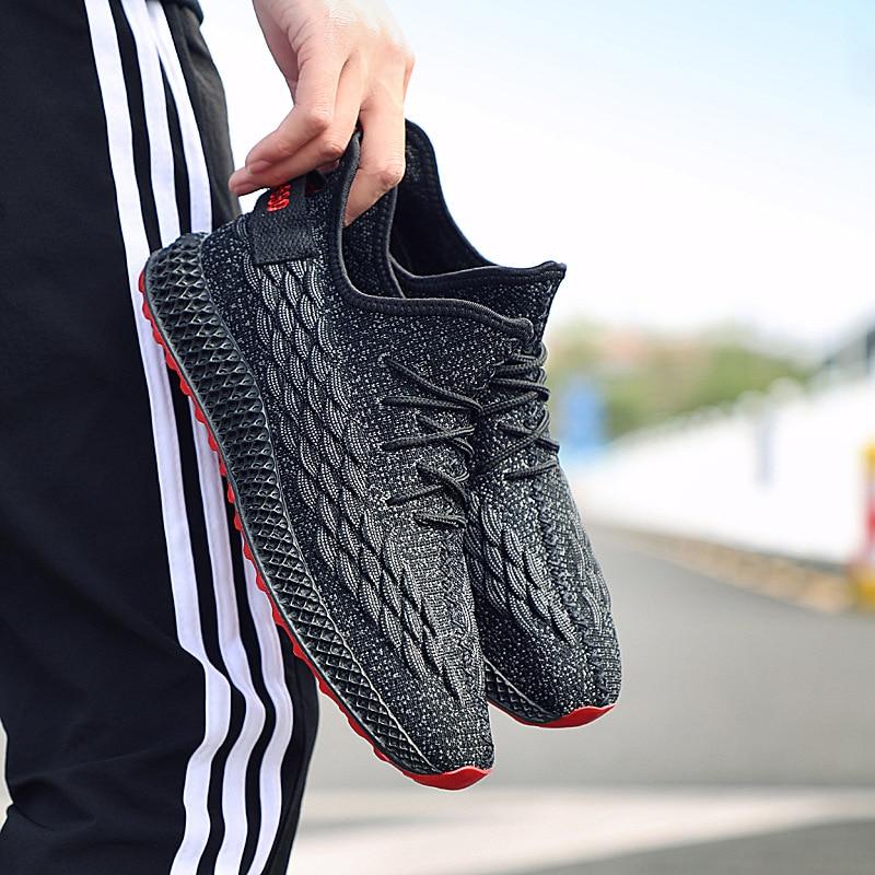 De Automne Chaussures Grey Red White Sneakers Dark Vulcaniser Hommes black Décontractées Mâle black Tendance UqSVGMzp