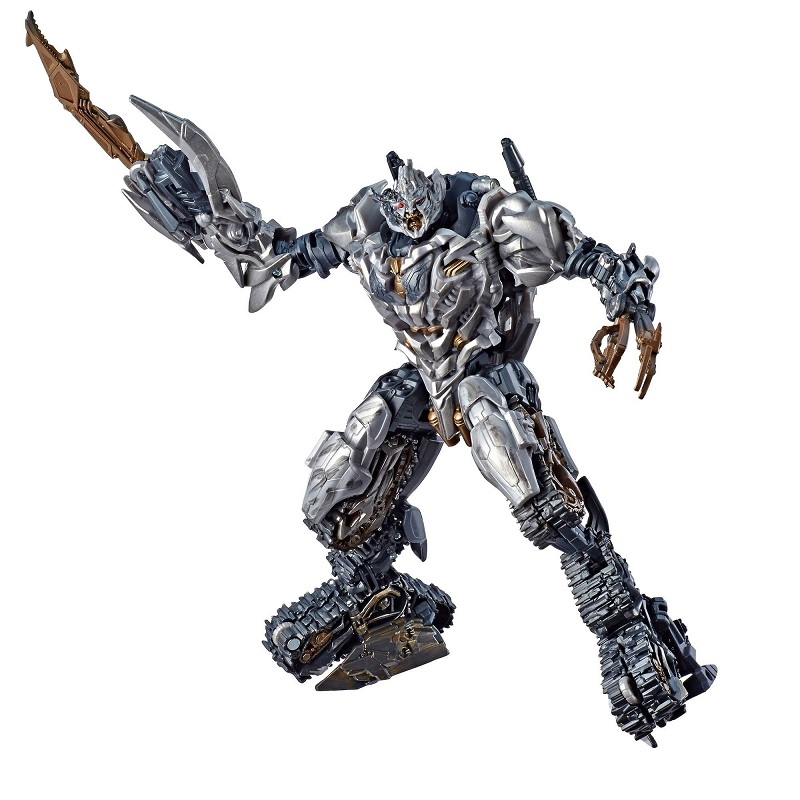 Image 2 - Studio Series Voyager Class Battle Damaged Tank Model Robot Movie Toy Action Figures Classic Toys For Boys SS31Action & Toy Figures   -
