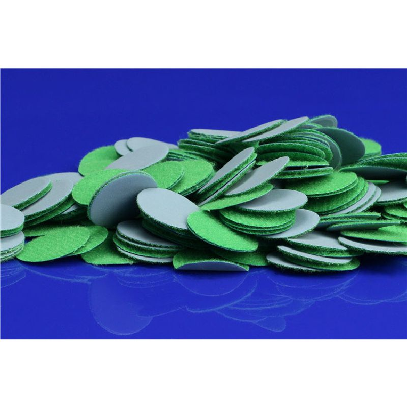Round Flocking Sandpaper Disk Mirror Polishing 3000 Grit Wood Metal Jade Buffing Bright Finish Sanding Disc Polisher Sander 40pcs 80 2000 grinding machine round sand paper disc flocking sandpaper mirror polishing tools polisher sander burnishing sandi