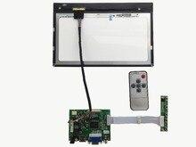 HDMI LCD controller board + IPS 10,1 zoll LCD panel N101ICG-L21 1280*800 + LVDS kabel + OSD tastatur + fernbedienung