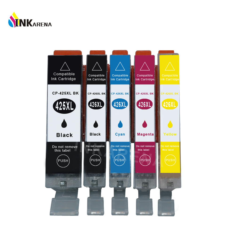 PGI-425 CLI-426 Bojë e plotë për Canon pgi425 cli426 Ink Cartridge For Canon pixma mg5240 mg5140 ip4840 ip4940 ix6540 mg5340 Printer