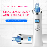 Electric Blackhead Pore Remover Vacuum Cleaner Facial Pore Black Head Acne Remover Face Skin Vacuum Care Machine Tool