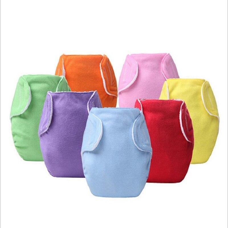1 stück babywindeln / kinder stoffwindel / wiederverwendbare windeln / einstellbare windel abdeckung / waschbar / versandkostenfrei nb010