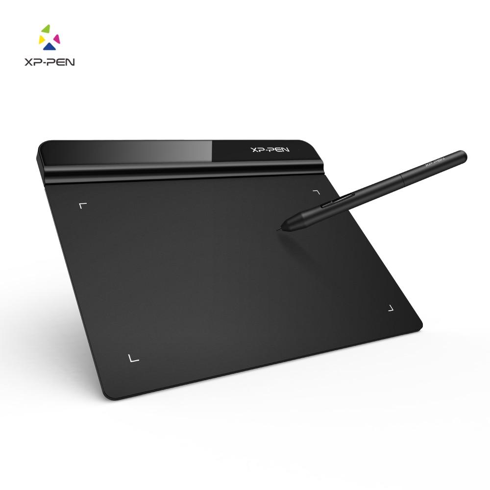 Die XP-Stift G640 6x4 zoll Grafik, Zeichnung, Tablet für OSU! Mit Batterie-freies stylus gameplay Breiter arbeit bereich als G430