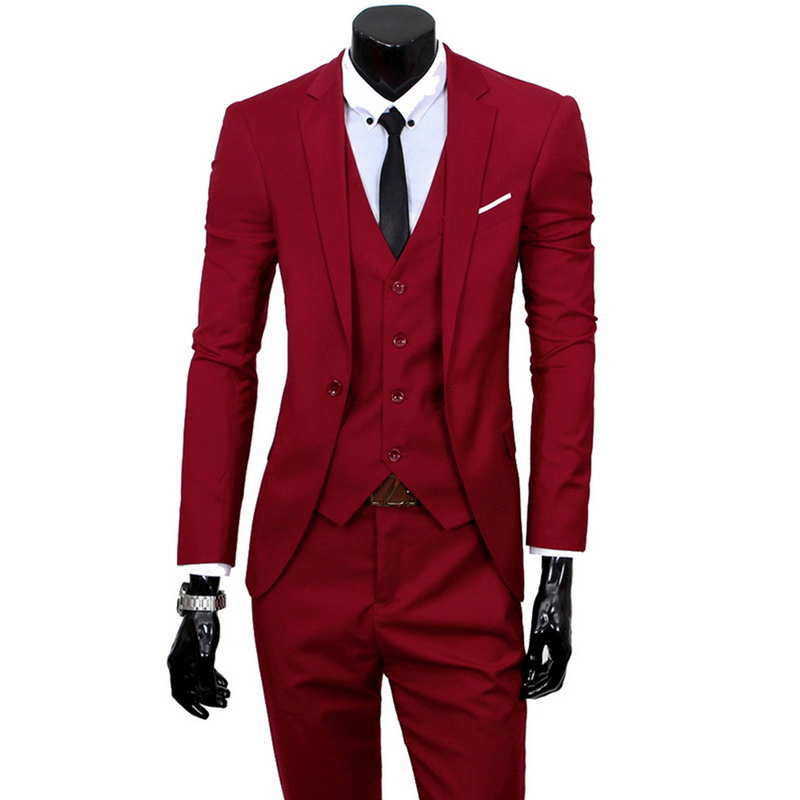 HTB1zxEJXQxz61VjSZFtq6yDSVXaD 2019 High Quality Men Blazer Masculino Thin Suits Fashionable Clothes Slim Fit Three Pieces Suit Blazer (Jacket+Pants+Vest) Sets