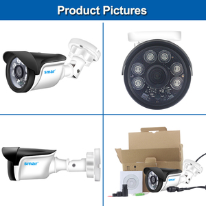 Image 5 - Smar H.264 POE IP Camera Outdoor 720P 960P 1080P Security Camera 24 hours Video Surveillance With ICR Onvif POE 48V Optional