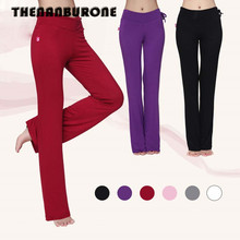 THENANBURONE New 2017 Modal Dance Long Pants Women Winter Pants Casual Cropped Leggings Trousers Loose Pants Plus Size XXL XXXL